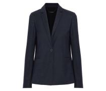 Darcy wool-blend twill blazer