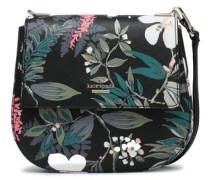 Cameron Street Leather Shoulder Bag Black Size --