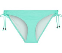 So Solid Mae Low-rise Bikini Briefs Mint
