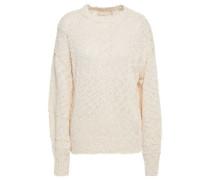 Woman Laurela Cotton Sweater Ecru