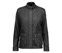 Aynsley quilted shell jacket