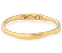 18-karat gold ring