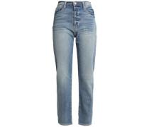 Faded Boyfriend Jeans Light Denim  9