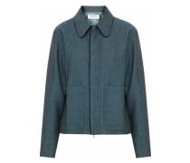 Wool Jacket Petrol