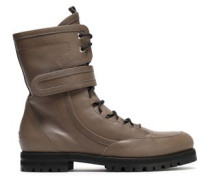 Decker leather boots