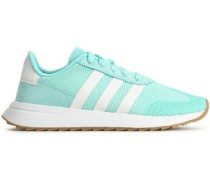 Woman Flb Runner Stretch-knit Sneakers Mint