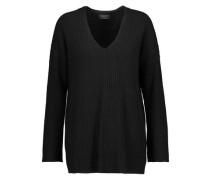 Phyllis ribbed cashmere sweater