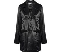 Alecto satin-crepe blazer