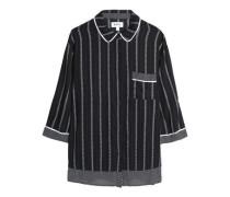 Printed voile pajama set