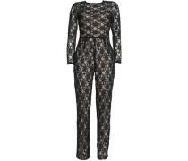 Corded lace jumpsuit