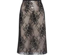 Knee Length Skirt Black