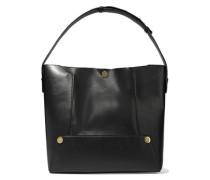 Stella Popper Small faux leather tote