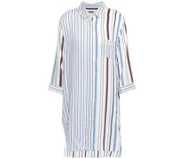 Striped Mousseline Nightshirt Multicolor