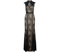 Jess corded lace gown