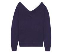 Meena Cashmere Sweater Violet