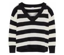 Jill striped cashmere sweater