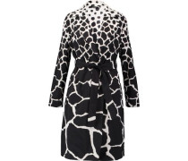 Printed shell coat