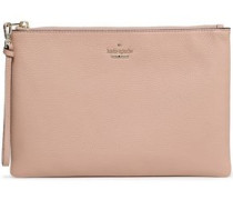 Leather Pouch Blush Size --