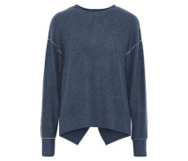 Chariot brushed modal-blend top