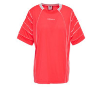 Neon Jersey T-shirt Papaya