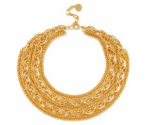 Gold-tone necklace