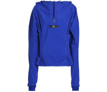 Shell Hooded Jacket Royal Blue