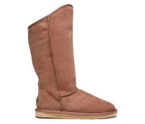Cosy Shearling Boots Camel