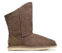 Shearling Boots Light Brown