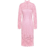 Flynn Lace Dress Baby Pink