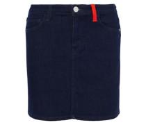 The 5 Pocket Denim Mini Skirt Dark Denim  6