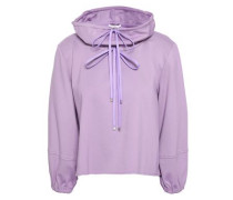 Stretch-jersey Sweatshirt Lavender