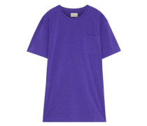 Hutto Cotton-jersey T-shirt Purple Size 0