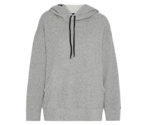 Cotton-terry Hoodie Gray
