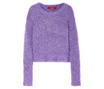 Woman Courtney Lurex Sweater Lavender