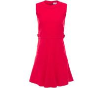 Woman Cady Mini Dress Claret