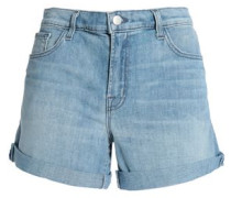 Denim Shorts Light Denim  4