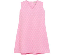 Presly cloqué mini dress