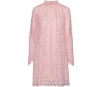Nomi Chantilly lace mini dress