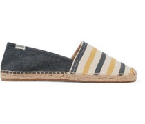 Original Stripe striped canvas espadrilles