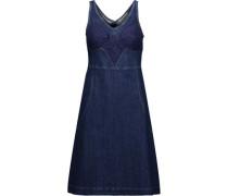 Dori embroidered denim dress