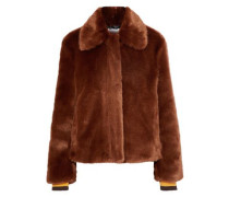 Alesta faux fur jacket