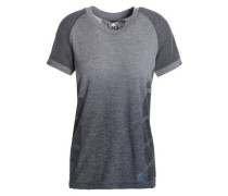 Stretch-jersey T-shirt Anthracite