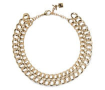 Lech Gold-tone Necklace Gold Size --