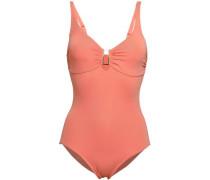 Tuscany Embellished Swimsuit Peach