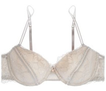 Ashes Of Roses corded lace contour bra