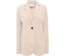 Woman Cotton-corduroy Blazer Neutral