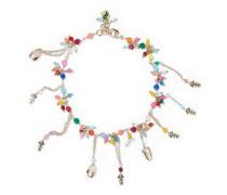 Spritz gold-tone bead bracelet