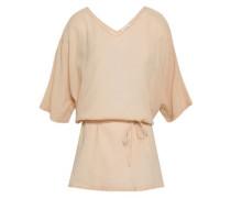 Cotton Georgette Tunic Beige  /S
