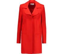 Cotton-twill coat