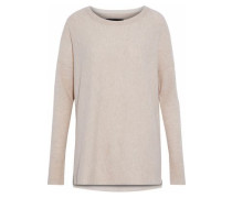 Tillon Wool And Cashmere-blend Sweater Beige